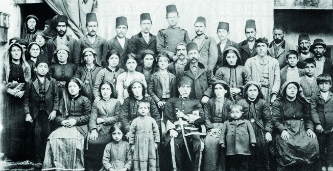 Şahinyan Ailesi