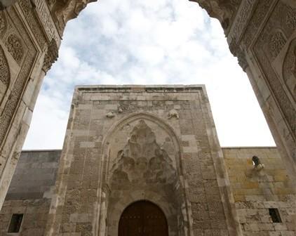 Şifaiye Medresesi Taçkapı